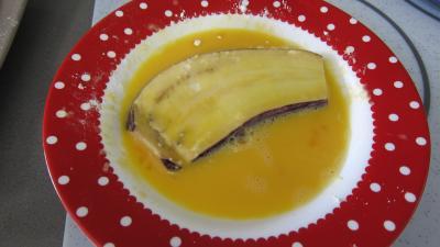 Crostinis d'aubergines et son concassé de boeuf façon Italienne - 5.3