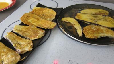 Crostinis d'aubergines et son concassé de boeuf façon Italienne - 6.4