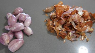 Sandwichs à l'aubergine et au jambon - 1.1