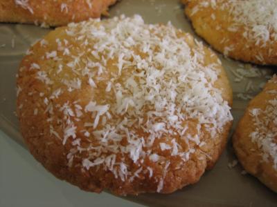 Cookies à la noix de coco - 7.3
