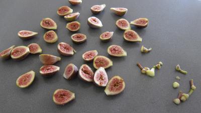 Compotée de chou aux figues et aux pommes - 1.3