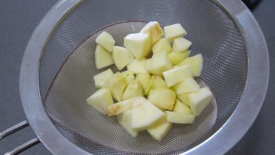 Compotée de chou aux figues et aux pommes - 6.4